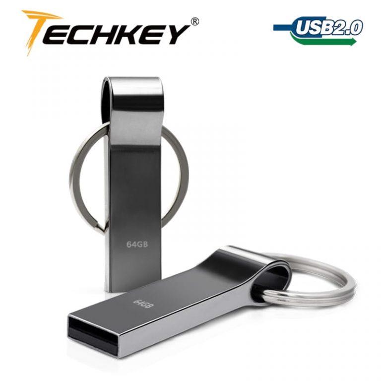 Флешка Techkey