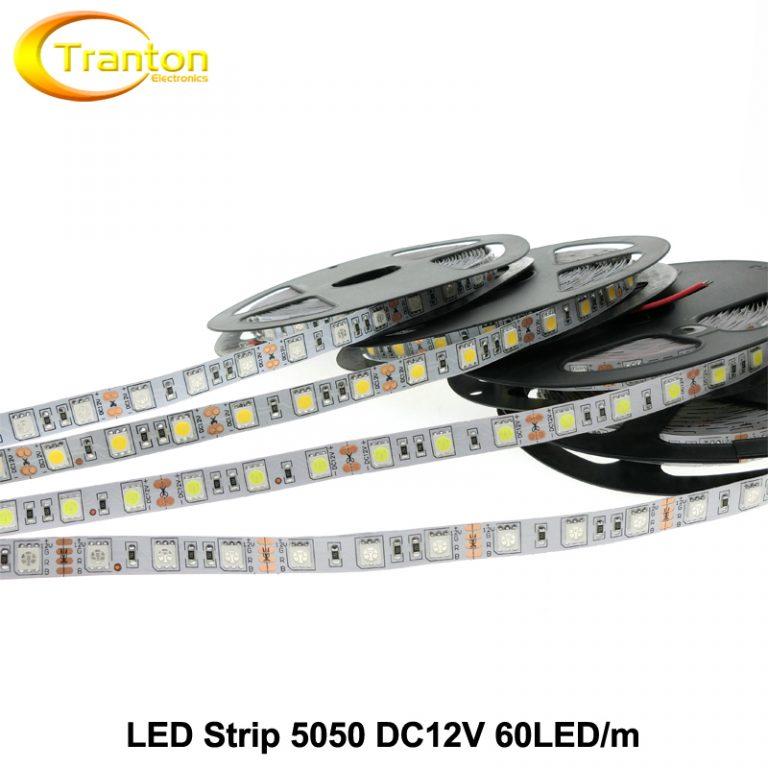 Разноцветные светодиодные ленты на Aliexpress