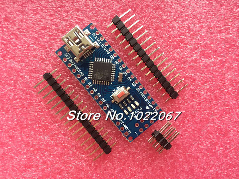Nano 3.0 контроллер на Aliexpress